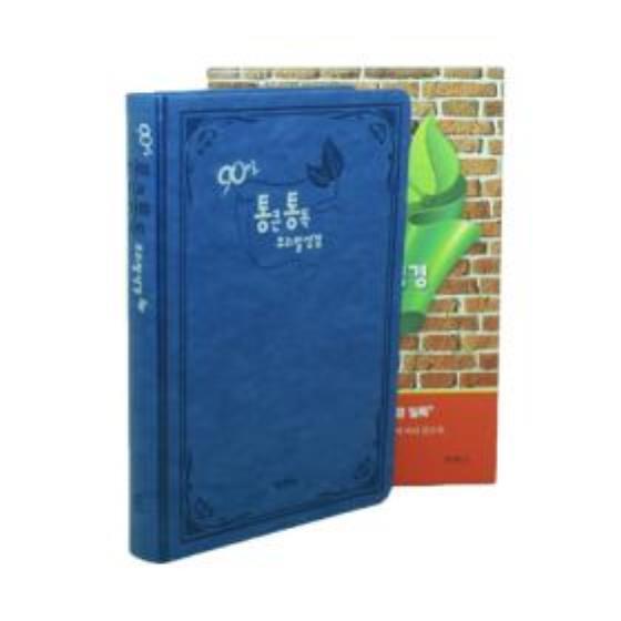 통큰통독성경(우리말)-90일성경일독(블루/색인)