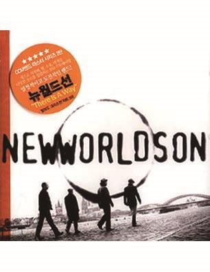 NEWWORLDSON(뉴월드선)-Newworldson/cd