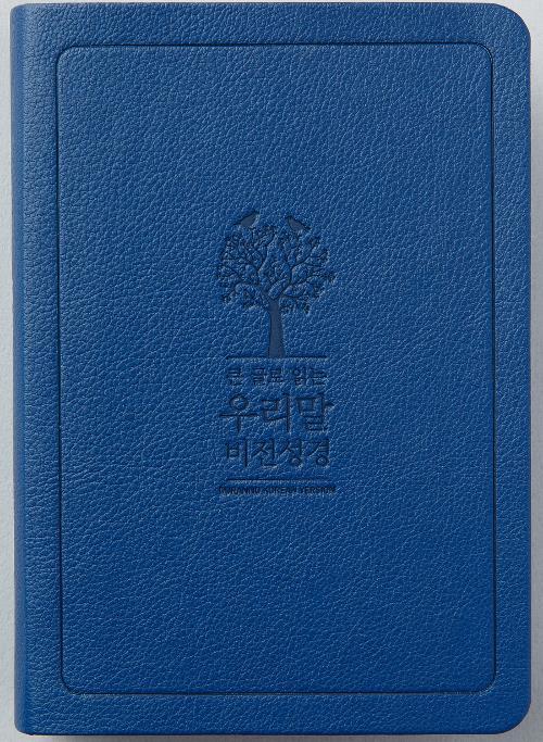 DKV1906큰글우리말비전(소)단색-네이비(4판)